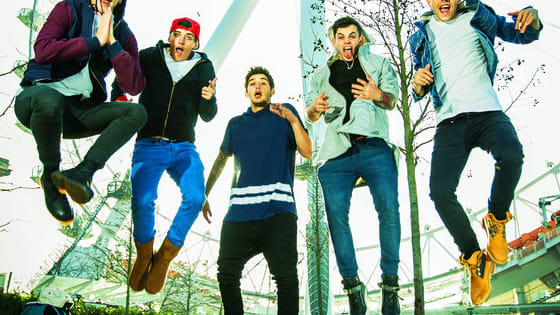 Can we guess who your back to school crush is?   Get your copy of the Janoskians:  Untold and Untrue here: http://bit.ly/JanoskiansDHD