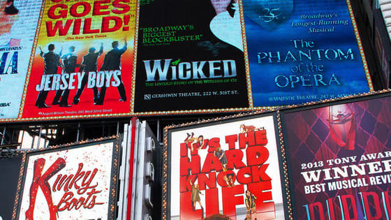 Have you ever dreamed of seeing your name in lights on the Big White Way? Take this quiz to see if we can guess what Tony Award winning Broadway musical YOU should star in.