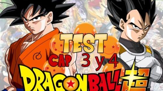 Realiza este divertido test para conocer cuanto sabes del capitulo 3 y 4 de Dragon ball Super.