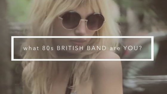 In the '80s, British rock n roll was chock full of some iconic styles and attitudes that still hang around today. Take this personality quiz to find out which of these rock legends best reflects your character!