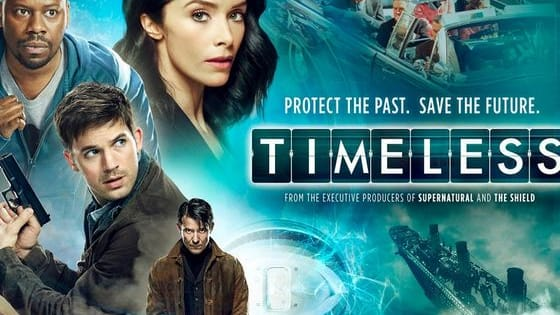 Timeless Premieres on October 3rd and will be Mondays on NBC at 10pm EST.  Starring  Malcolm Barrett, Eric Kripke, Matt Lanter, Shawn Ryan, Abigail Spencer and Goran Visnjic.