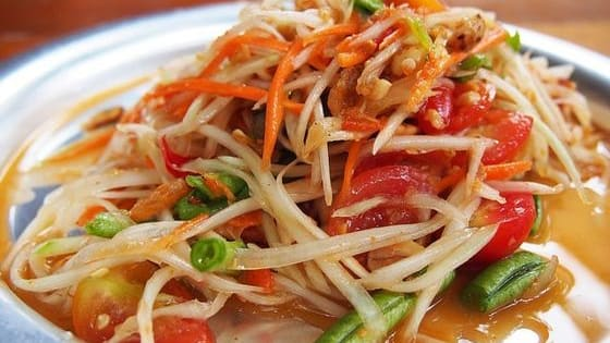 Check out our list of 18 dishes you can eat in Thailand, did you already try them all?