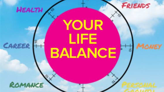 Family, friends, money, personal growth, hobbies, romance, career, health... How on earth can you balance them all?!