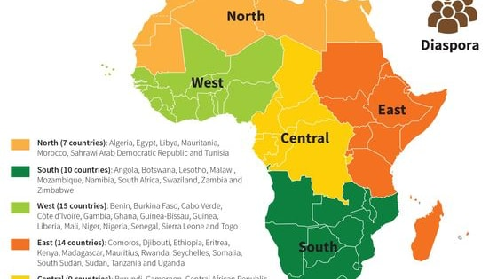 Find out which region of Africa is the most suitable for you!