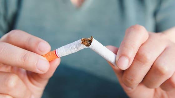 Cigarettes are extremely addicting. Making the decision to quit is not easy, but following through is even harder. Here is a step by step guide to making sure you quit for good.