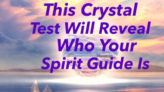 Crystals have secret powers, it's true! They each hold a frequency unique to their crystalline structure. They can even reveal who your sprit guide is! Curious? Take this quiz to find out!