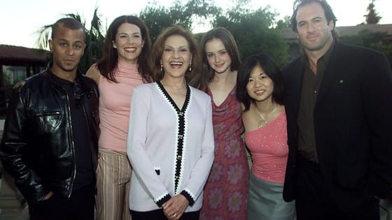 The more things in  Stars Hollow change, the more they stay the same.