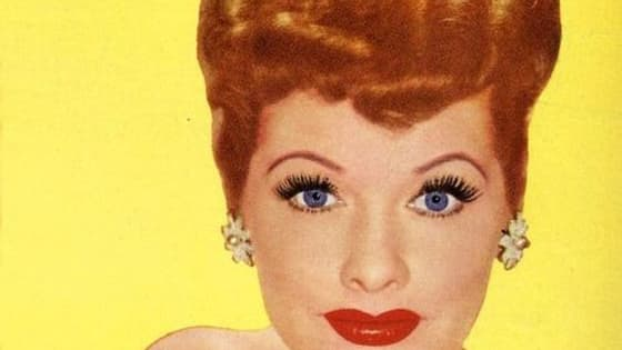 For Lucille Ball's 104th birthday