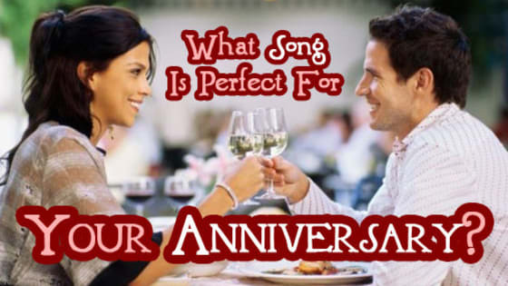 Whether you are celebrating your wedding anniversary or your first date, we have just the right song that tells your love story!
