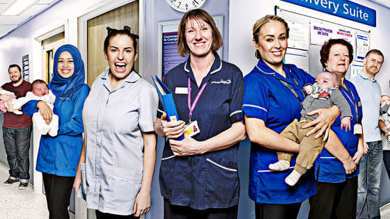 As One Born Every Minute returns to Channel 4 for its eighth series, we uncover some must-know facts about babies and birth in England and the UK using recent statistics from BabyCentre, the NCT and the Office for National Statistics