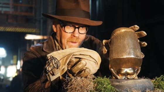 MythBusters Host Adam Savage is no stranger to a great costume. Rank your favorites below!