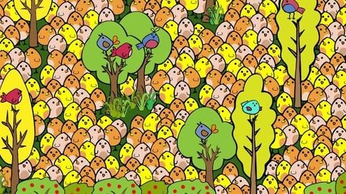 We have hidden an egg with these Easter chicks in three different pictures. How Fast Can you find them? Have Fun!!!