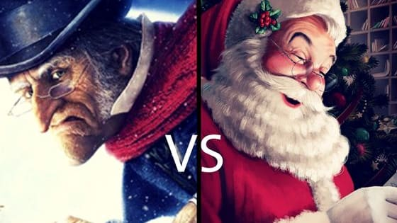 The holidays are here. You've spent months chasing quotas, calling prospects and closing deals. Now for the moment of truth: Are You Santa or Scrooge this Holiday Season?