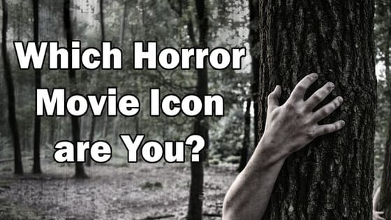 Take this personality quiz to find out which iconic Horror Movie Character you are!