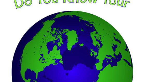 Do you know from your home country to the other side of the world?