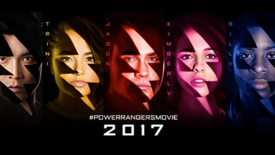 The new Power Rangers movie gave us our first teaser poster a month ago, but now we have official posters for each character, and we're so excited about them!