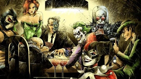 Find out which crimal of Gotham city you are most simalar to.