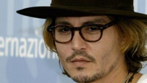 You are like one of Johnny Depp's characters, but which one?