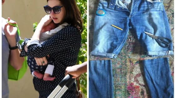 New mom Anne Hathaway just spoke some major truth, and you can see her brilliant words here!