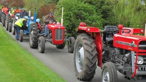 Want to know what type of tractor are you? Take our quiz to find out!