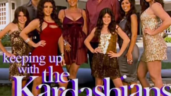 Season 12 of KUWTK airs May 11. Kan you keep up with how much the Kardashian Klan has changed since Season 1 first aired in 2007?