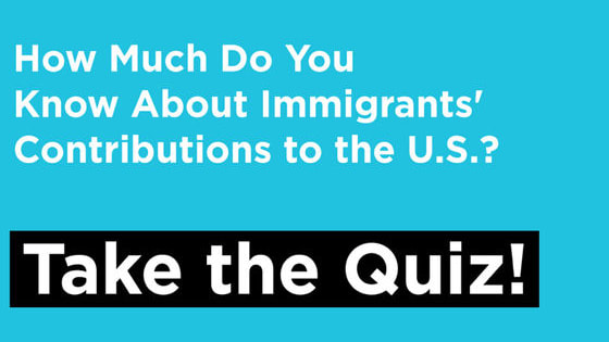 Test your knowledge of immigrant innovators and entrepreneurs whose contributions have made this country great!