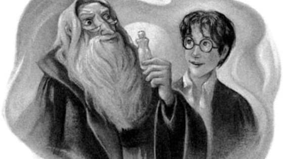 We know you've read the 'Potter' books more than once, so how well do you know the chapter titles and the illustrations that appear above them?