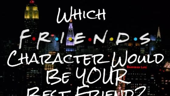 Who do you think would be your best friend from the classic sitcom, Friends? Play to find out!