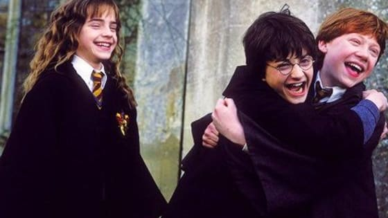 Are you Harry Potter himself, his friend Ron Weasley or Hermione Granger? Tell the truth!