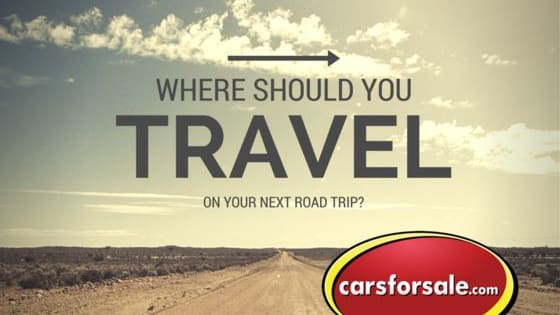 Are you ready to travel? Summer is upon us, and it's the perfect time to take a road trip. Let Carsforsale.com help you decide which road trip destination best fits you.