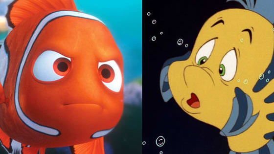 Who would win: Nemo or Flounder?
