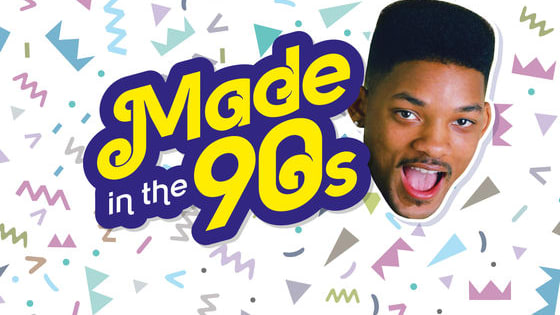 Let's see how much of a 90's baby you are!
