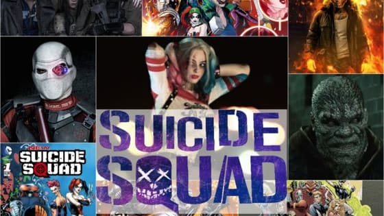 They've been around a lot longer than the new movie. They aren't sent because they are the heroes. They are sent because they are expendable. They are the Suicide Squad!