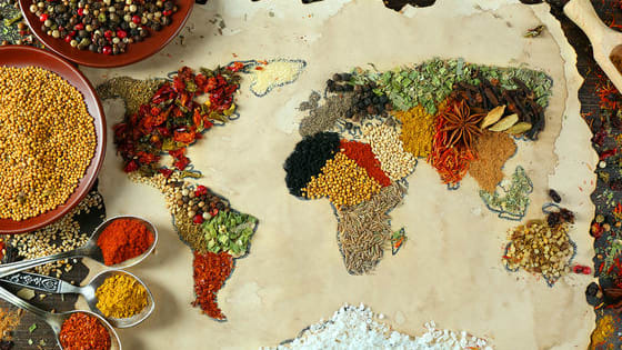 Take our quiz and see how well you know the national dishes of these countries!