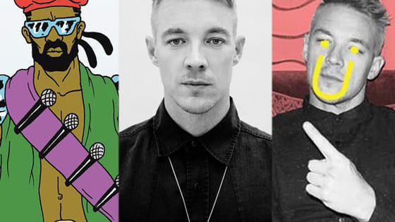 Diplo, the man of many names! How well do you know his tracks?