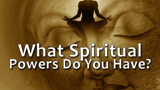 Are you a person with spiritual powers? Do you wish you have any? Well, take this simple quiz and find out what your spiritual powers are! Let's Play! For more fun/knowledge quizzes like these, visit our website http://MoneyProbs.com & don't forget to like us on facebook www.facebook.com/moneyprobs !!! Thank you!