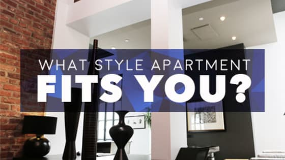Have you been contemplating a new theme for your apartment and not sure where to start?  Well, start with our quiz!
