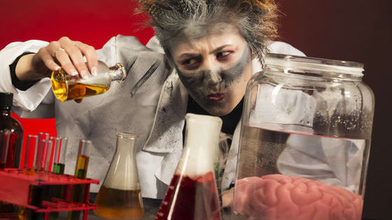 What kind of real-life Mad Scientist would you be? Let's find out!