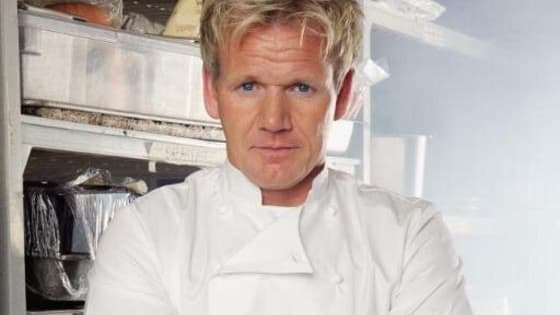 If you cooked for Gordon Ramsay, would he enjoy your meals?
