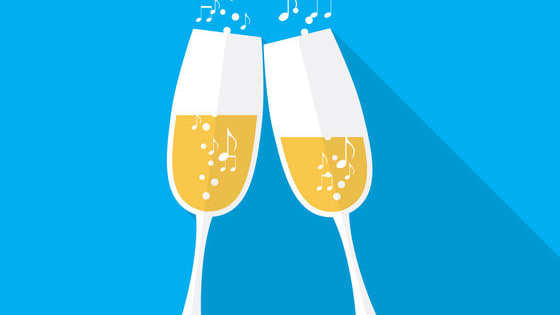 Who says enjoying classical music has to be a sober affair? Here is a list of pieces to help you put the bubbles in your bubbly.