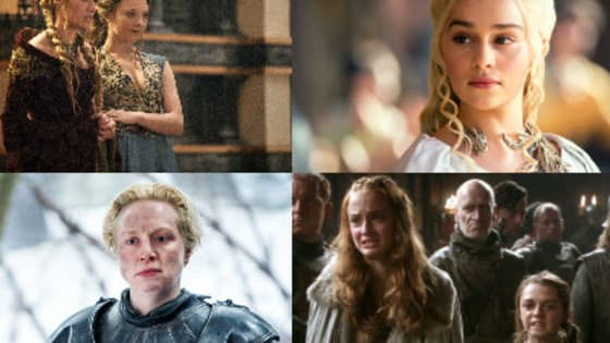 Are your ruthless like Cersei, fearless like Arya, or loyal like Brienne? Play to find out which GoT Gal you truly personify!