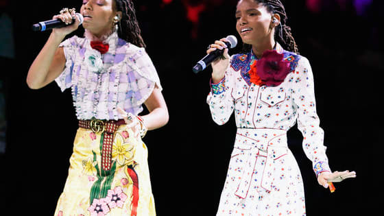 Are you more like Virtue or Chloe x Halle?