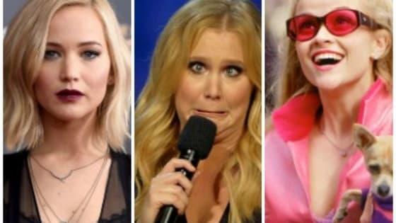 All the blonde ladies!