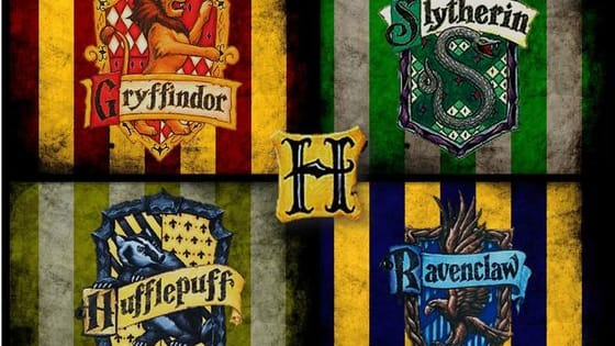 You might belong in Gryffindor, Where dwell the brave at heart, Their daring, nerve, and chivalry, Set Gryffindors apart; You might belong in Hufflepuff, Where they are just and loyal, Those patient Hufflepuffs are true, And unafraid of toil; Or yet in wise old Ravenclaw, If you're a ready mind, Where those of wit and learning, Will always find their kind; Or perhaps in Slytherin, Where you'll meet your your real friends, Those cunning folk use any means, To achieve their ends.