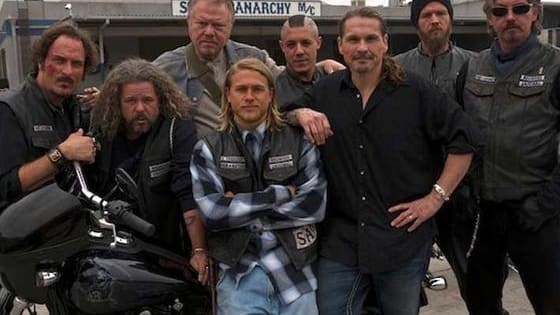 Find out which biker bad boy will be your old man!