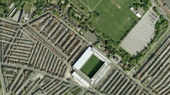 Can you identify these 12 Premier League grounds from space