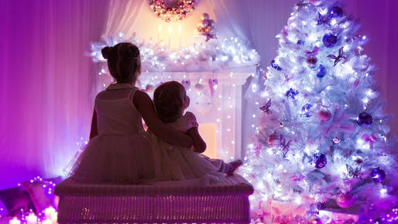 Decorate and light up your own tree and we'll tell you what your holiday personality is!