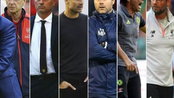 Which team in the Premier League has the best manager? Vote below!