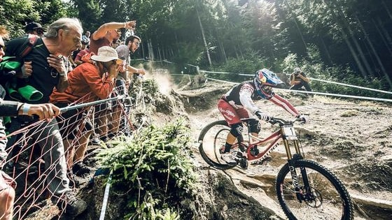 From chainless runs, to record breaking season, relive some of the most memorable moments ever to be seen in mountain biking.