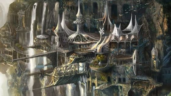 The Water City, A Volcanic City, Rainforest Temple, or in City in the Clouds?